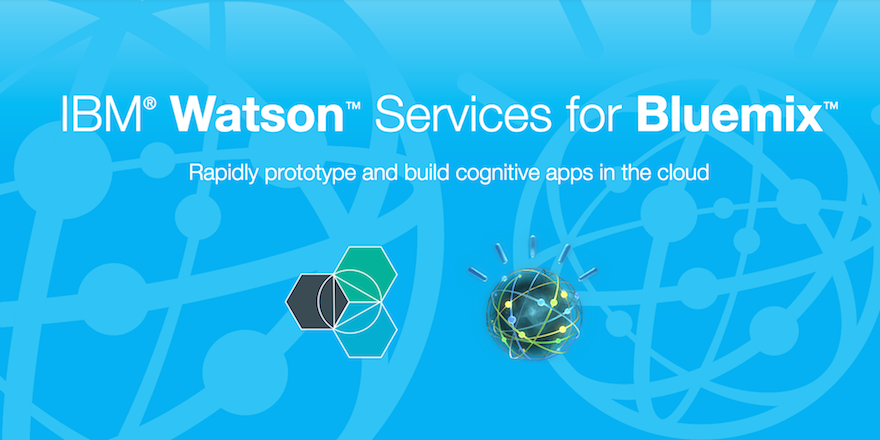 Bluemix UI Updates: Watson Comes to Bluemix